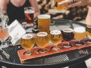 beers served