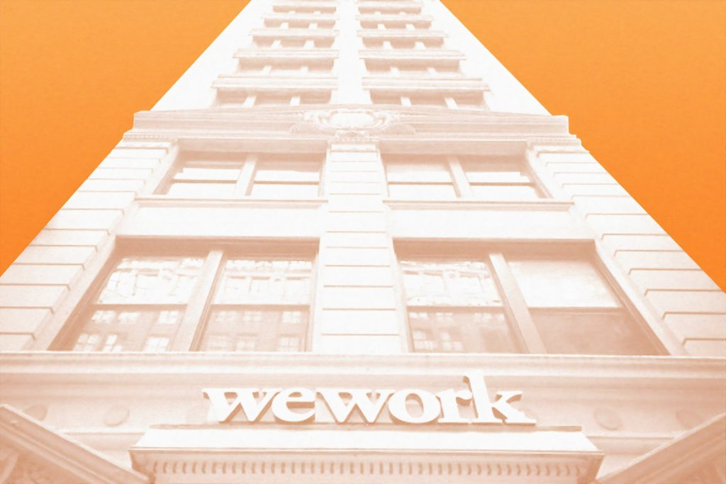 WeWork's growth story was built on shaky foundations
