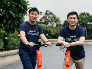Neuron Mobility: e-scooter raises funds